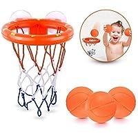 briteNway Fun Basketball Hoop & Balls Playset for Little...