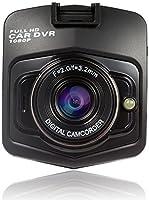 Ocamo 2.4 Inch Screen Full HD 1080P 170 Wide Angle Night Vision Car Dashboard Camera Vehicle DVR with G-sensor,...
