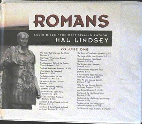 Romans: From Best Seller Author Hal Lindsey, Vol I