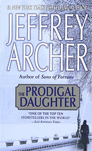 Book cover from The Prodigal Daughter by Jeffrey Archer