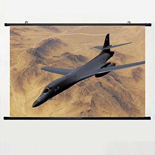 B Lancer Supersonic Strategic Bomber Roc - Supersonic Wall Scroll Shopping Results