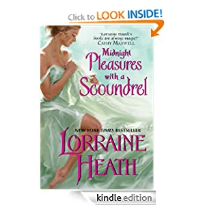 Midnight Pleasures With a Scoundrel (Scoundrels of St. James) Lorraine Heath