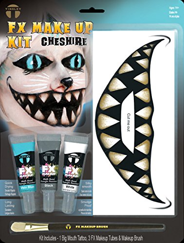 Tinsley Transfers Big Mouth Kits - Cheshire -