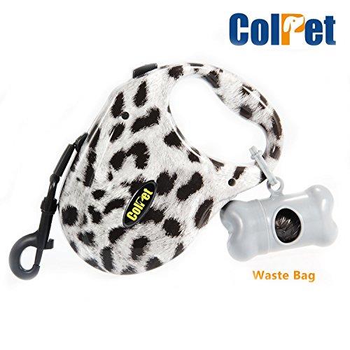 ColPet Retractable Walking Medium Dispenser