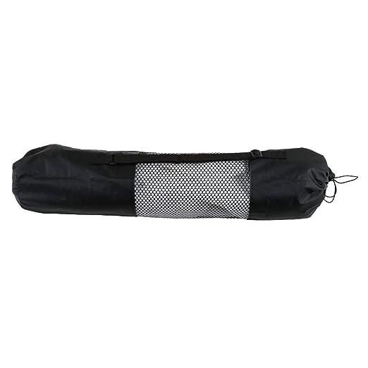 Ogquaton Premium Yoga Mat Case Mesh Stretch Mat Carrying Bag ...