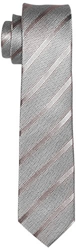 Necktie Multicolour Eterna Gemustert Men's 33 Grau FOx58qw