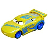 Carrera 64083 Go Disney/Pixar 3 Dinoco Cruz Slot Car Racing Vehicle