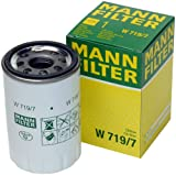 Mann-Filter W 719/7 Spin-on Oil Filter