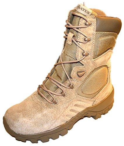 Bates Men's Delta-II Work Boot,Desert/Desert,10.5 M US ()