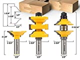 Yonico 12346 Classical 3 Bit Extended Tenon Entry