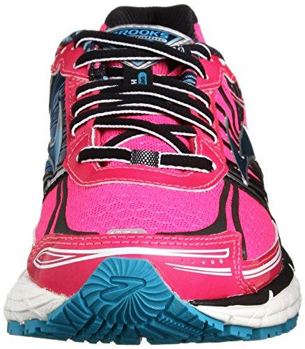 Chaussures Adrenaline Breeze Capri 14 femme Brooks Gst Pink de running Black Rosa Glow taAnUq