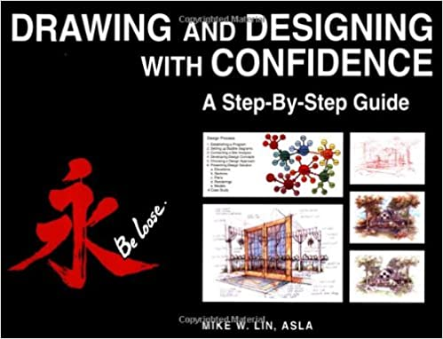 Drawing And Designing With Confidence A Step By Guide Mike W Lin 9780471283904 Amazon Books
