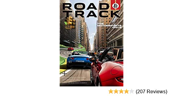 Pay Roadandtrack Com >> Road Track Amazon Com Magazines