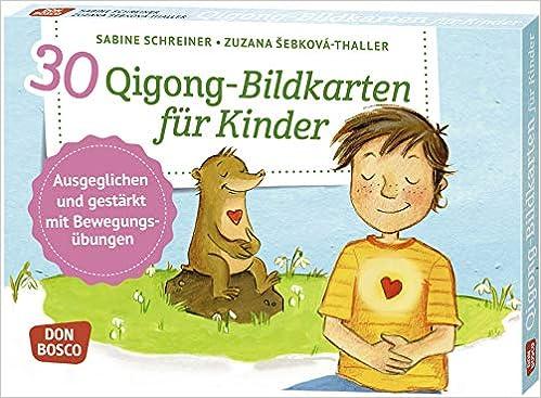 Qigong Bildkarten für