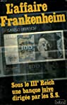 l' affaire Frankenheim par Deutsch