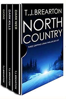 NORTH COUNTRY three gripping crime thrillers box set by [BREARTON, T. J.]
