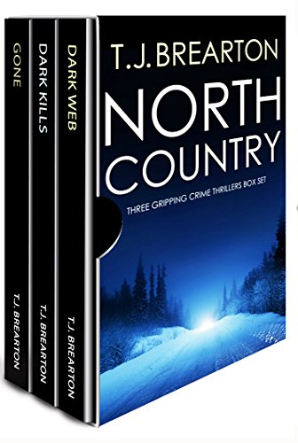 NORTH COUNTRY three gripping crime thrillers box set
