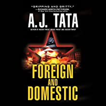 Foreign and Domestic: Jake Mahegan, Book 1 Audiobook by A. J. Tata Narrated by Jonathan Davis
