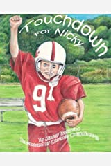 Touchdown For Nicky by Jimmy Badavino (2015-02-01) Paperback