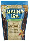Mauna Loa Dark Chocolate Covered Macadamia Nuts Bag, 11-Ounce (Pack of 2)