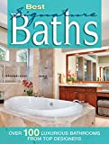 bath remodeling ideas Best Signature Baths: Over 100 Luxurious Bathrooms from Top Designers (Creative Homeowner) Ideas for Countertops, Vanities, Fixtures, and Inspiring Designs for Your Bathroom (Home Decorating)