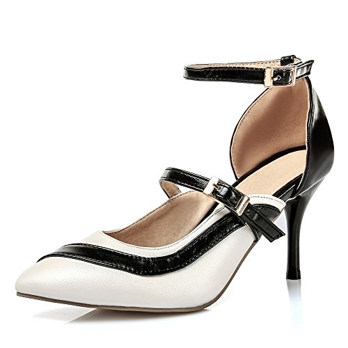 Fashion Heel - Zapatos de tacón  mujer blanco