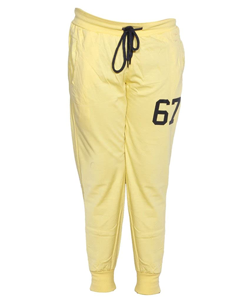 Indistar Boys Premium Cotton Full Length Lower//Track Pant with 2 Open Pocket