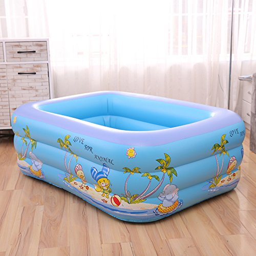 Cyhione Bañera inflable Piscina infantil hinchable piscina ...