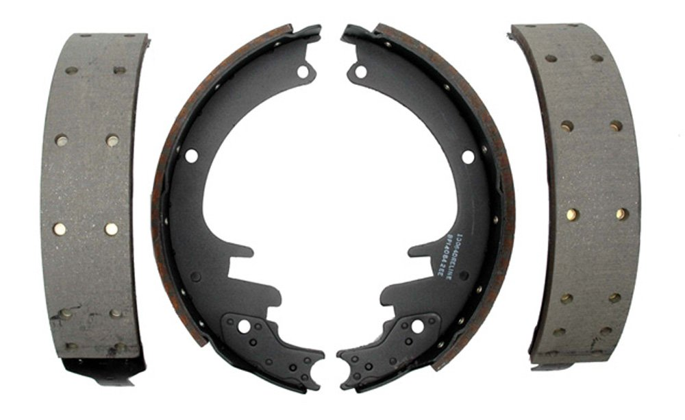 Raybestos 451PG Professional Grade Drum Brake Shoe Set RAFBS451R