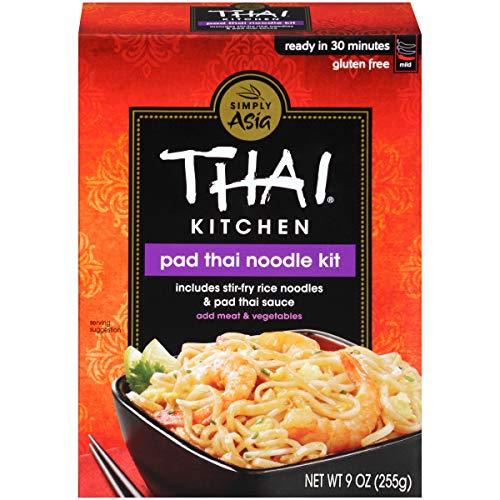 Noodle Kit - Thai Kitchen PAD THAI NOODLE KIT Gluten-Free 9oz (10 pack)