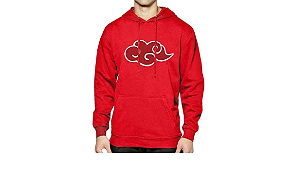 Amazon.com: WEEKEND SHOP Hoodie Hoodie Men Japan Anime Naruto Akatsuki Hoody Sweatshirt Mens Sportswear: Clothing