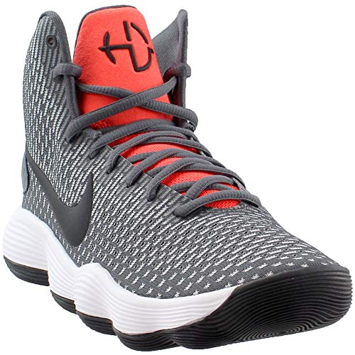 best service 7d21c 4798d Nike Men s Hyperdunk 2017 Basketball Shoe Dark Grey Black Bright Crimson  Size 11 M US