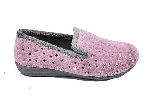 Zapatillas de casa Cerrada para Mujer - LARO Gema 67: Amazon.es: Zapatos y complementos