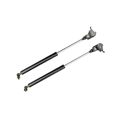 2 x Bonnet Hood Lift Support Struts Gas Spring for Toyota Land Cruiser 1990-1997 Lexus LX450 1996-1997: Automotive