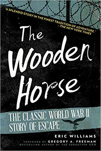 Amazoncom The Wooden Horse The Classic World War Ii Story Of