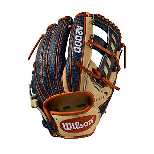 Wilson A2000 JA27 Jose Alutve Game Model 11.5