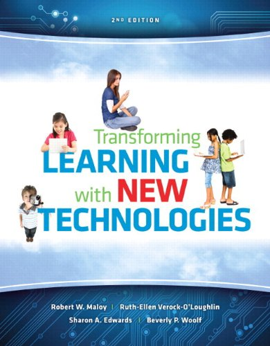 Transforming Learning with New Technologies Plus Video-Enhanced Pearson eText -- Access Card Package (2nd Edition)
