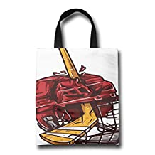 Bucket Bag Clubs And Helmets Shoulder Bag Soft