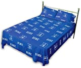 Duke Printed Sheet Set Twin XL - Solid by College Covers
