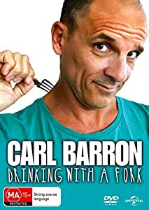 Carl Barron: Drinking With a Fork (DVD)