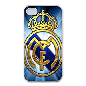 iphone4 4s Phone Cases White Real Madrid EWD900838
