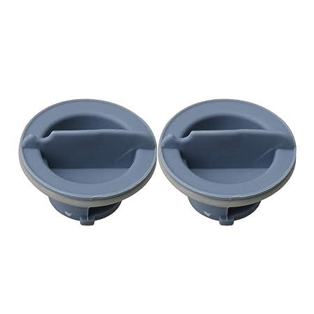 RDEXP 8558307 Tapas de plástico para dispensador de lavavajillas ...