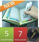 Islamic Electronic Digital Holy Quran Koran Qu'ran Reader Pen 5 Recitations 7 Translations English Urdu Bahasa Malay