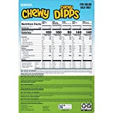 Quaker Chewy Dipps & Granola Bars, Variety Pack, 58