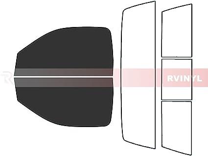 5/% Rtint Window Tint Kit for Dodge Ram 1500 2500 3500 2009-2018 - Rear Windshield Kit 2 Door