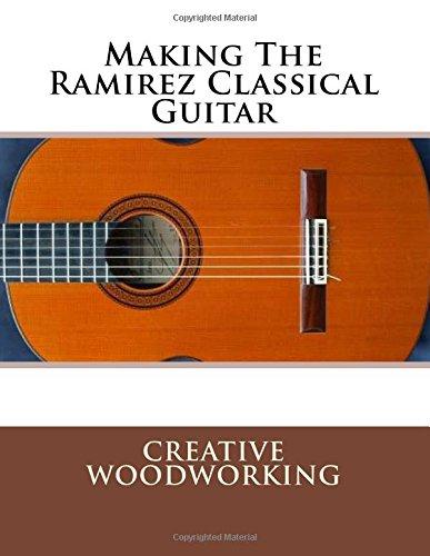 Making Classical Guitars - Making The Ramirez Classical Guitar