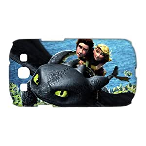 How to Train Your Dragon Case for Samsung Galaxy S3 I9300 (3D)
