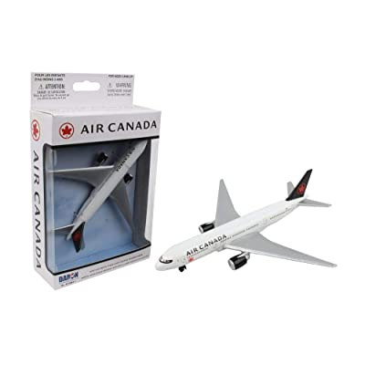 Daron Air Canada Single Plane: Toys & Games