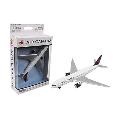 Daron Air Canada Single Plane: Toys & Games [5Bkhe0207412]
