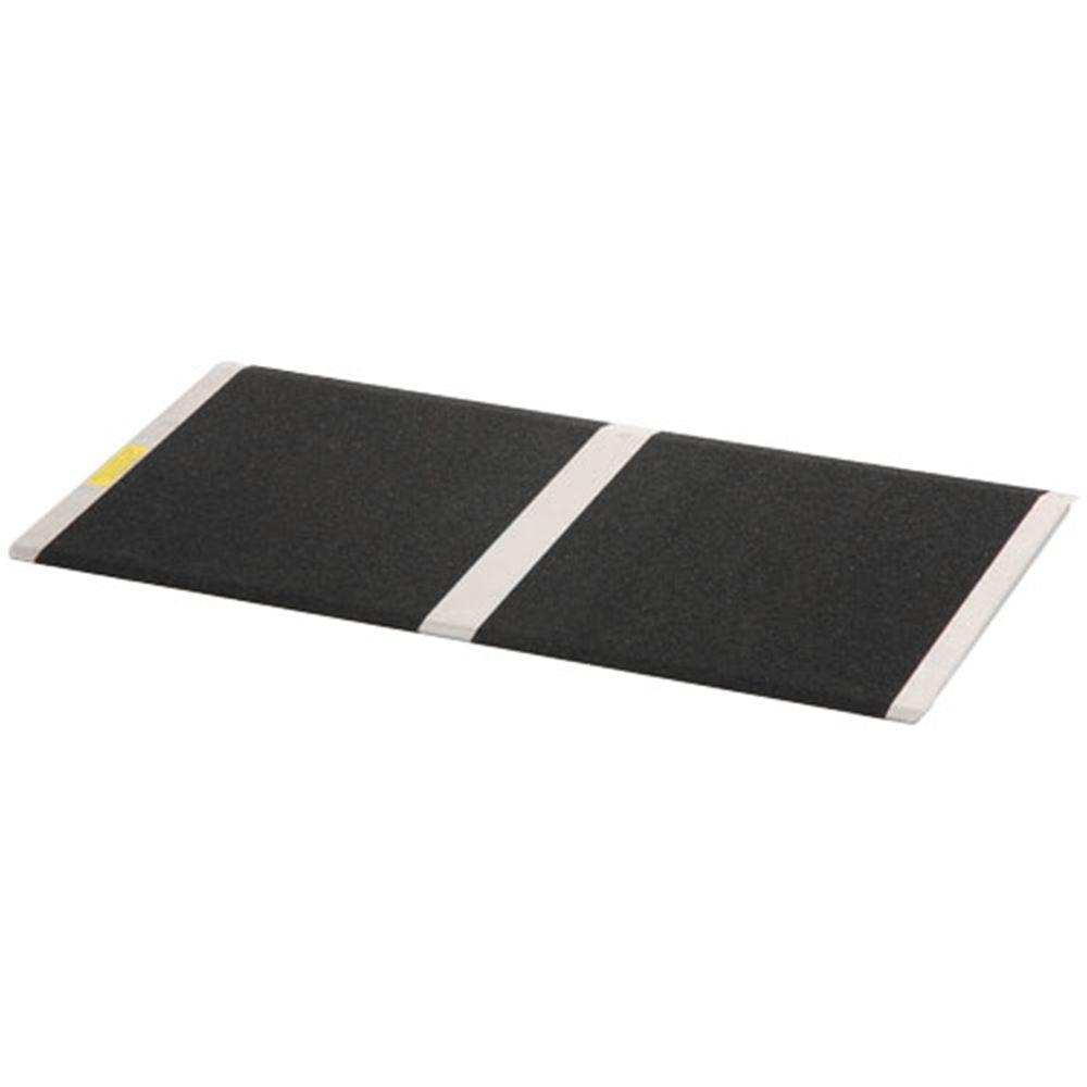 PVI Portable Doorway Threshold Ramp, 24x36'', 1.5-3'' Rise